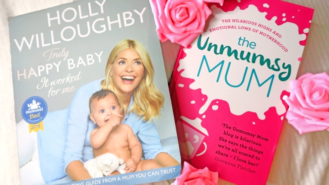 Holly-Willoughby-Truly-Happy-Baby-and-The-Unmymsy-Mum-Books